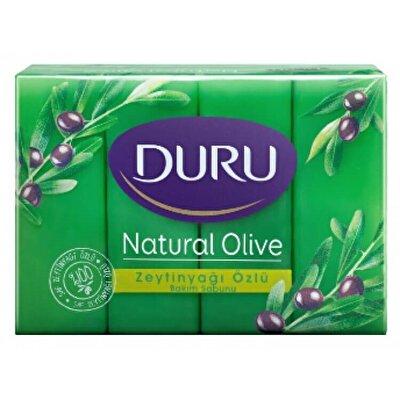 Resim Duru Natural Zeytin Yağlı Sabun 4*150 g