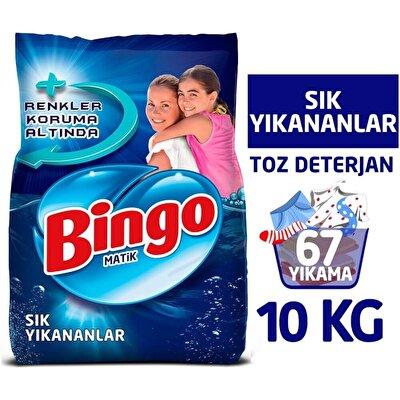 Resim Bingo Matik Soda Etkili 10 kg