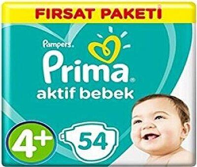 Resim Prima Fırsat Paketi Maxi (4) 54'lü