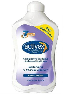 Resim Activex Antibakteriyel Sıvı Sabun Hassas 1,8 l