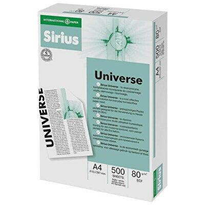 Resim Sirius A4 Fotokopi Kağıdı 80 Gr 1 Koli 500 lü