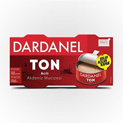 Resim Dardanel Acılı Ton Balığı 2X150 g