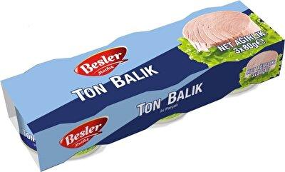 Resim Besler Mutfak Ton Balığı 3*80 g