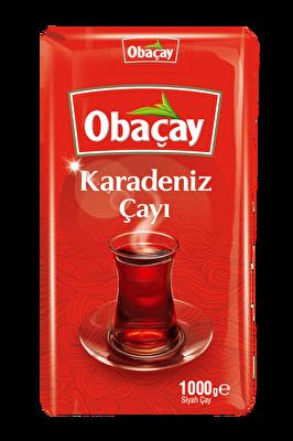 Resim Obaçay Karadeniz Çayı 1 kg
