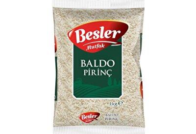 Resim Besler Mutfak Baldo Pirinç 1 kg