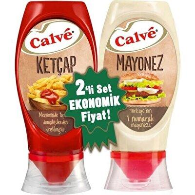 Resim Calve Ketçap Mayonez 400+350 g