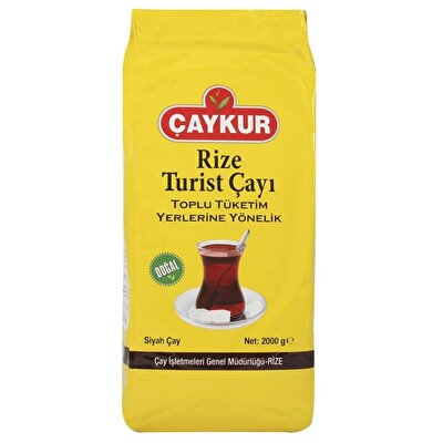 Resim Çaykur Edt Rize Turist Çayı 2 kg