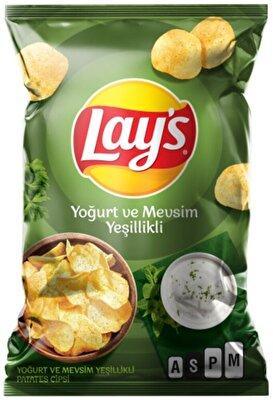 Resim Lay's Yoğurt Mevsim Yeşillikleri Süper 104 g