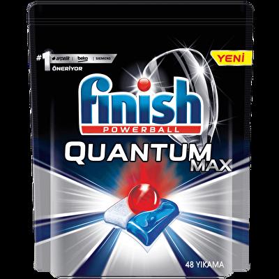 Resim Finish Quantum Max Reg 48'li