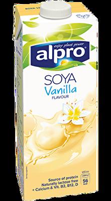 Resim Alpro Vanilyalı Soya Sütü 1 l