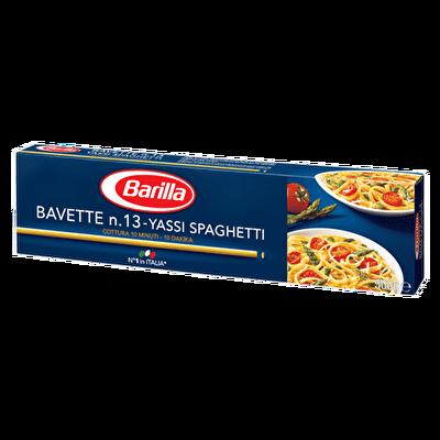 Resim Barilla Makarna Bavette/Yassı Spaghetti 500 g