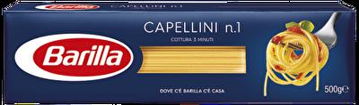 Resim Barilla Capellini-İnce Spaghetti 500 g