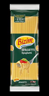 Resim Ülker Bizim Makarna Spagetti 500 g