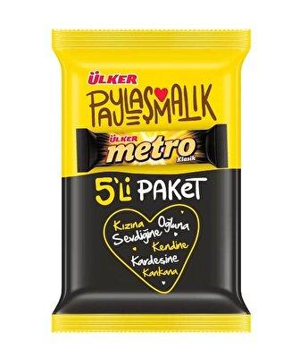 Resim Ülker Metro Multipack 5*36 g