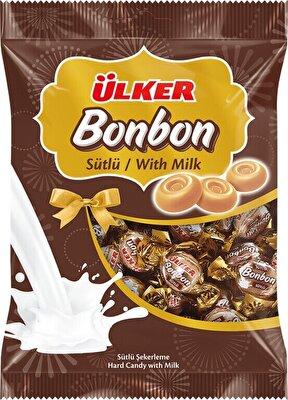 Resim Ülker Bonbon Sütlü Şekerleme 350 g