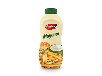 Resim Besler Mayonez 840 g