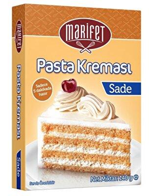 Resim Marifet Sade Pasta İçi Kreması 140 g