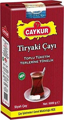 Resim Çaykur Edt Tiryaki Çayı 5 kg