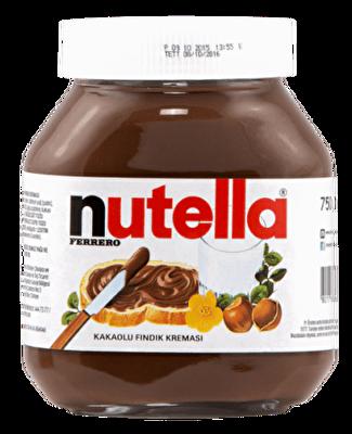 Resim Nutella Kakaolu Fındık Kreması 750 g