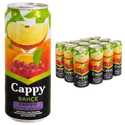 Resim Cappy Meyve Suyu Karışık Kutu 12'li 330 ml