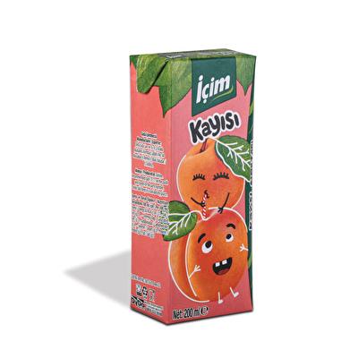 Resim İçim Meyveli İçecek Kayısı 27'li 200 ml