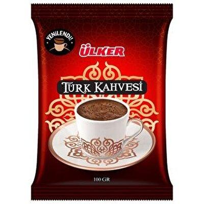 Resim Ülker Türk Kahvesi 100 g