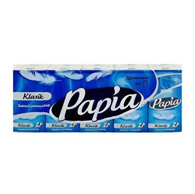 Resim Papia Mendil 10'lu