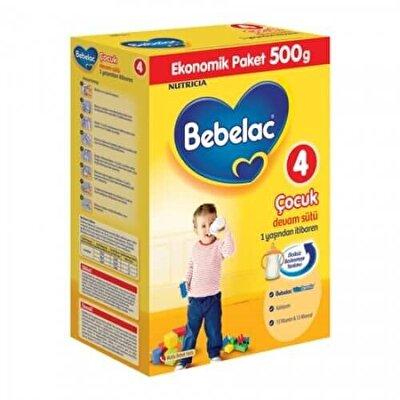 Resim Bebelac (4) Çocuk Devam Sütü  +1 Yaş 500 g