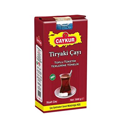 Resim Çaykur Edt Tiryaki Çayı 2 kg