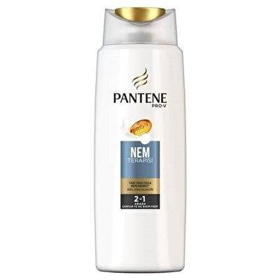 Resim Pantene Nemlendirici Bakım Şampuanı 500 ml