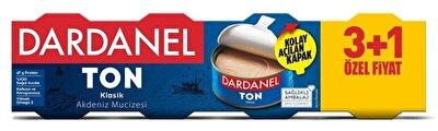 Resim Dardanel Ton Balığı 4*75 g
