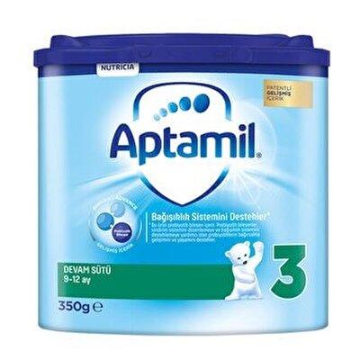 Resim Aptamil (3) Devam Sütü 9-12 Ay Akıllı Kutu 350 g