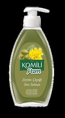 Resim Komili Pam Sıvı Sabun Zeytin Çiçeği 400 ml