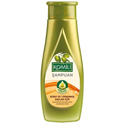 Resim Komili Şampuan Kuru Yıpranmış Saçlar 500 ml