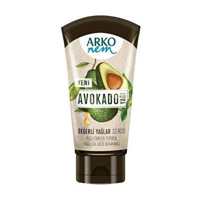Resim Arko Nem Krem Değerli Yağlar Avokado 60 ml