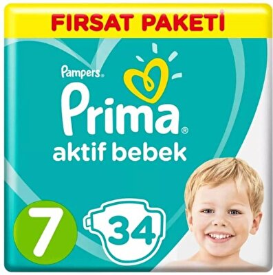 Resim Prima Fırsat Paketi XXL 34'lü