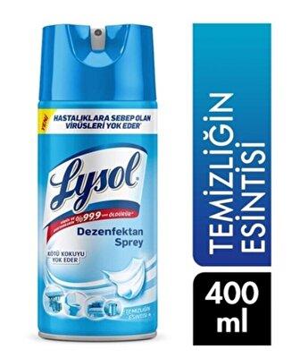Resim Lysol Temizliğin Esintisi Sprey Dezenfektan 400 ml