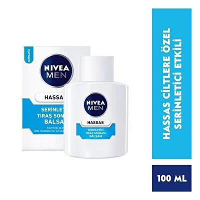 Resim Nivea As Balsam Serinletici 100 ml