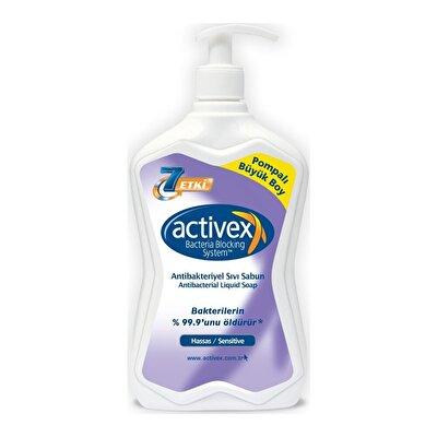 Resim Activex Sıvı Sabun Hassas Pompalı 700 ml