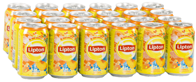 Resim Lipton Ice Tea Şeftali Aromalı 24'lü 330 ml