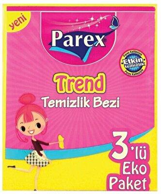 Resim Parex Trend Temizlik Bezi 3'lü