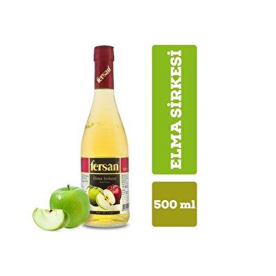 Resim Fersan Elma Sirkesi Cam 500 ml
