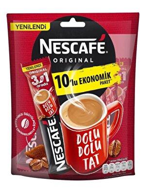 Resim Nescafe 3Ü1 Arada 10*17,5 g