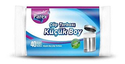 Resim Parex Eko Çöp Torbası Mini Boy Adet