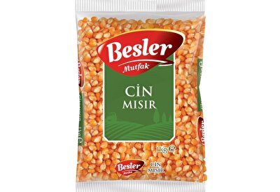 Resim Besler Mutfak Cin Mısır 1 kg