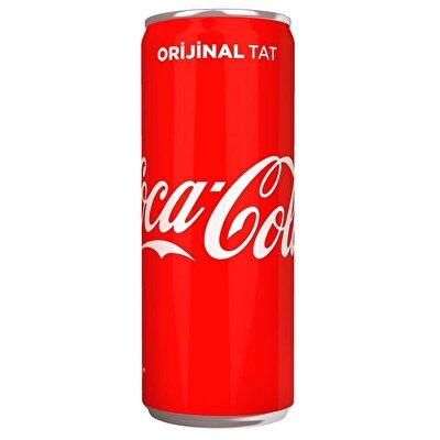 Resim Coca Cola Kutu M.P. 6*330 ml