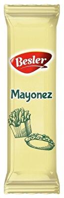 Resim Besler Porsiyonluk Mayonez 500*9 g