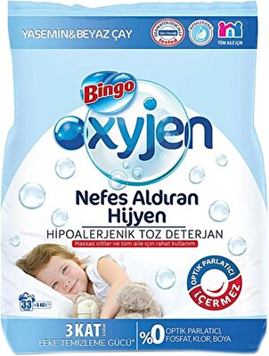Resim Bingo Matik Oxyjen Eco 5 kg