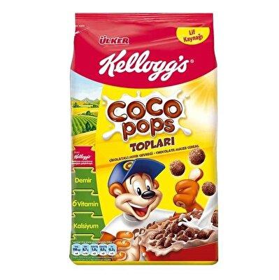 Resim Coco Pops Tahıl Topları 1 kg