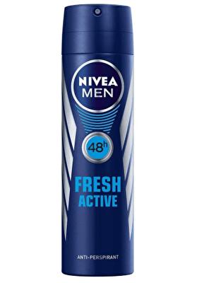 Resim Nivea Deo Sprey Fresh Erkek 150 ml